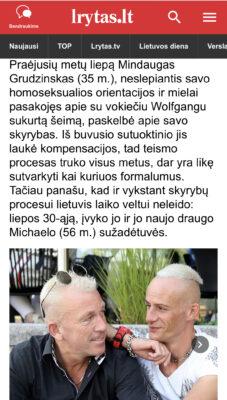 vyras gėjus homoseksualas santuoka moteris
